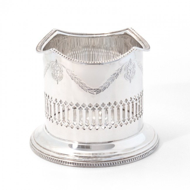 Flaschenhalter 925 Silber KORBACH