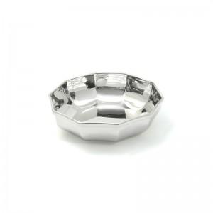 Silberschale TRIER  8,5x8,5cm 925er Silber