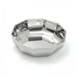 Silberschale TRIER 10x10cm 925er Silber