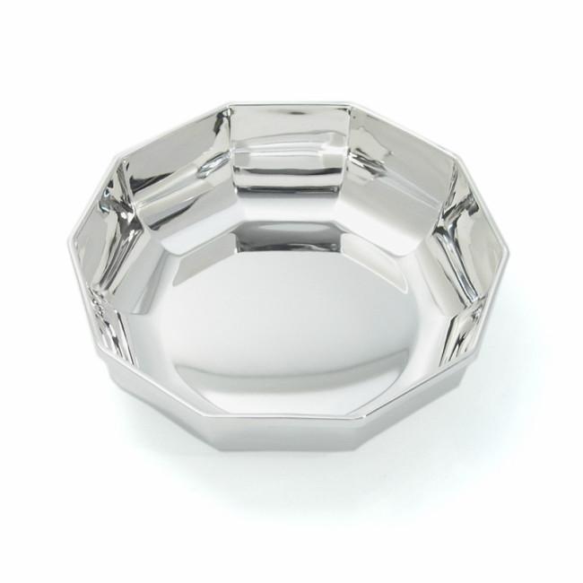 Silberschale TRIER 13 x13cm 925 Silber
