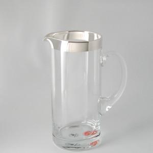 Kristallkrug Silberrand SYLT 0,75l