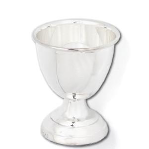 Silber Eierbecher VERA versilbert