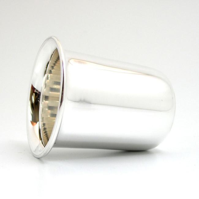 Silberbecher (Schnaps) KIEL versilbert