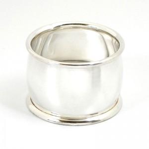 Silber Serviettenring EUTIN versilbert