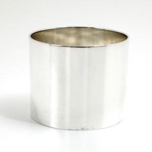 Silber Serviettenring CELLE versilbert