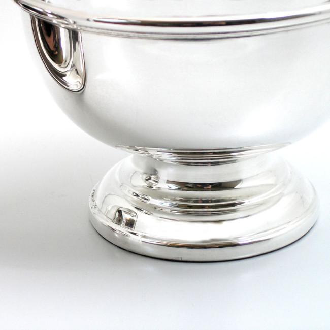 Silberschale BERLIN Ø13cm versilbert