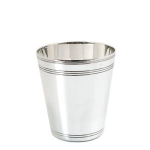 Silberbecher (Sherry) LÜBECK versilbert