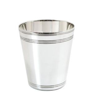 Silberbecher (Trinkbecher) LÜBECK versilbert