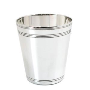 Silberbecher (Cocktail) LÜBECK versilbert