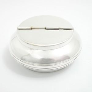 Silber Klappascher ALEXANDER versilbert