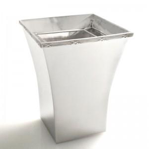 Silber Vase MARIE versilbert - 2 Stück à