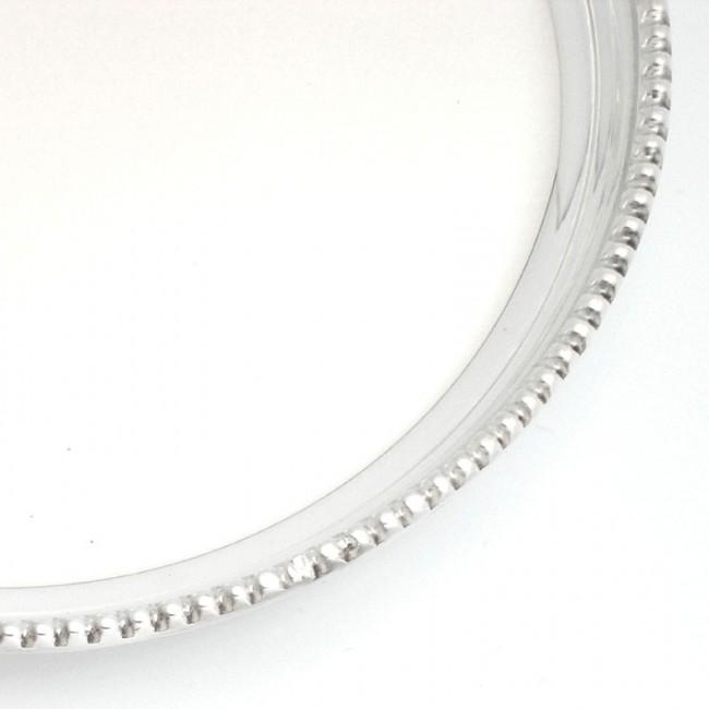 Silber Untersetzer AUGSBURG Ø15cm versilbert