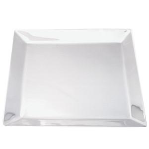 Silber Obstplatte KÖLN 27x27cm versilbert