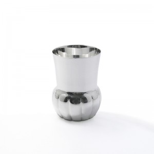 Silber Vase ANNE versilbert