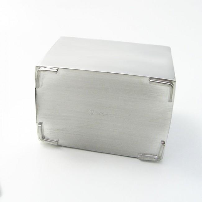 Silber Zuckerdose ELISA versilbert