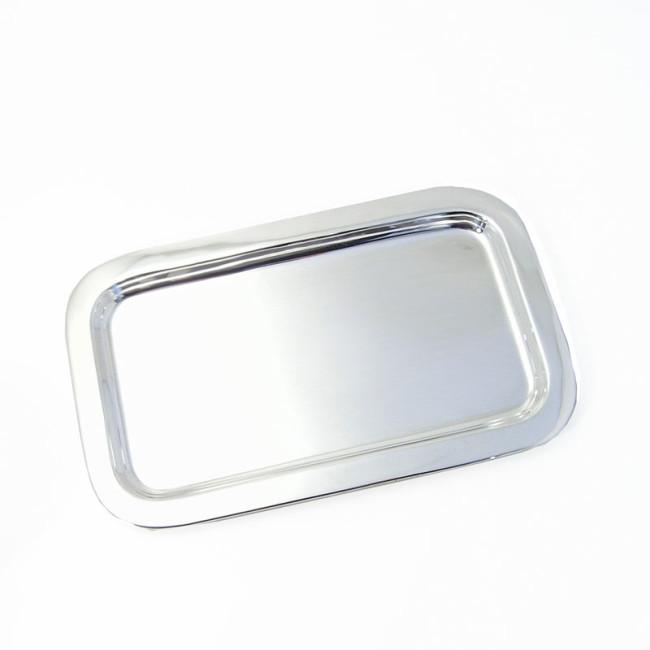 Silbertablett KITZINGEN 24x15,3cm versilbert