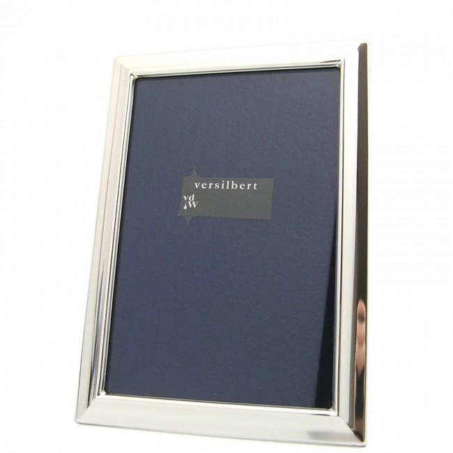 Silber Fotorahmen MAJA 13x18cm versilbert