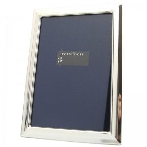 Silber Fotorahmen MAJA 18x24cm versilbert - 1 Stück à