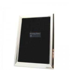 Silber Fotorahmen MAJA  9x13cm 925er Silber
