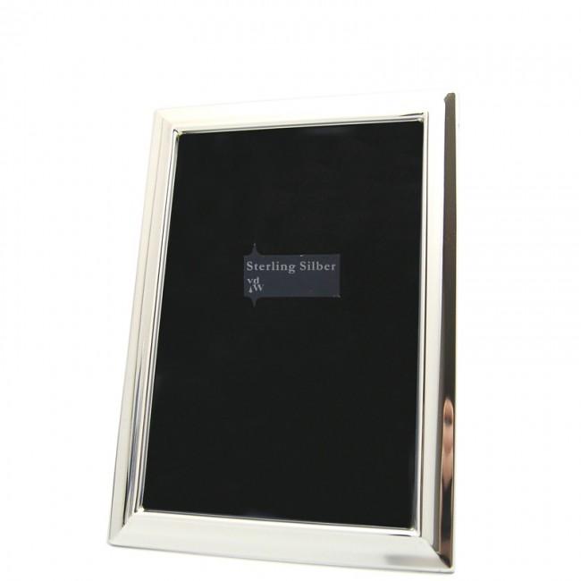 Silber Fotorahmen MAJA 10x15cm 925er Silber