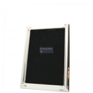 Silber Fotorahmen MARINA  6x9cm 925er Silber