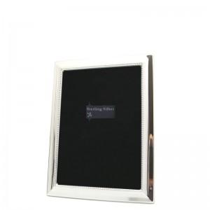 Silber Fotorahmen BARBARA  6x9cm 925er Silber