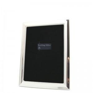 Silber Fotorahmen BARBARA  9x13cm 925er Silber
