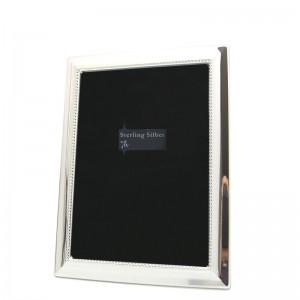Silber Fotorahmen BARBARA 10x15cm 925er Silber