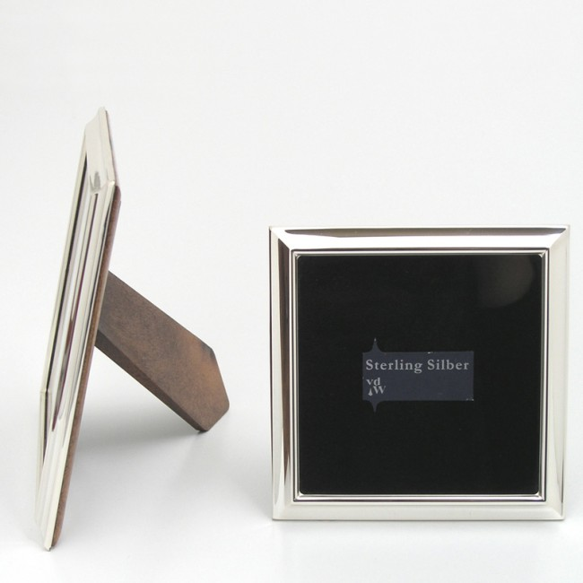 Silber Fotorahmen ANNABEL 9x9cm 925er Silber