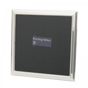 Silber Fotorahmen ANNABEL 12x12cm 925er Silber