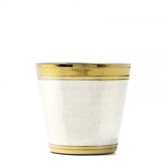 Silberbecher  (Schnaps) HAMBURG 925er Silber