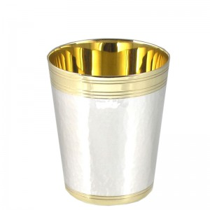 Silberbecher  (Trinkbecher) HAMBURG 925er Silber