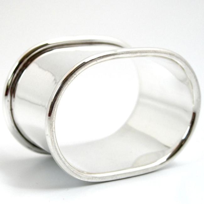 Silber Serviettenring KAMPEN 925er Silber
