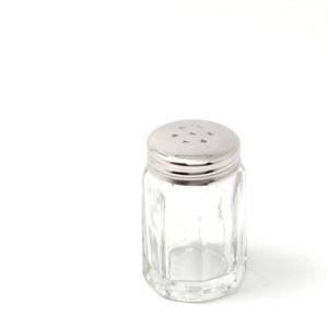 Salzstreuer Kristall WEIMAR 925er Silber