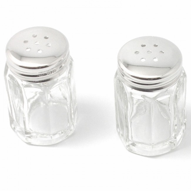 Salzstreuer WEIMAR 925er Silber