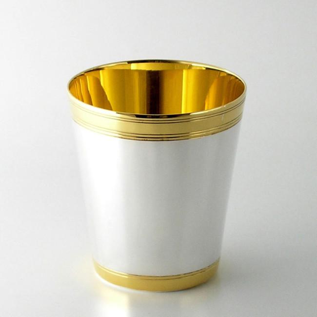 Silberbecher (Cocktail) BREMEN 925er Silber