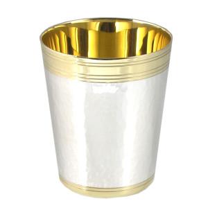 Silberbecher (Cocktailbecher) HAMBURG 925er Silber