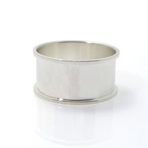 Silber Serviettenring SPRINGE 925er Silber