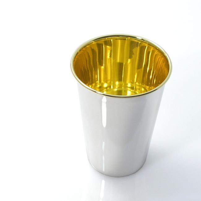 Silberbecher (Cocktail) HEILIGENDAMM 925er Silber
