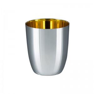 Silberbecher (Schnaps) STRALSUND 925er Silber
