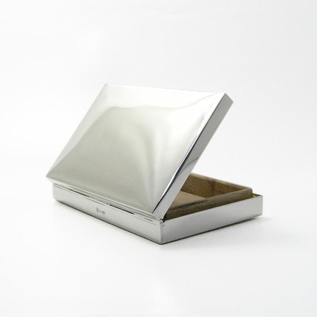 Silber Zigarrendose FELIX versilbert