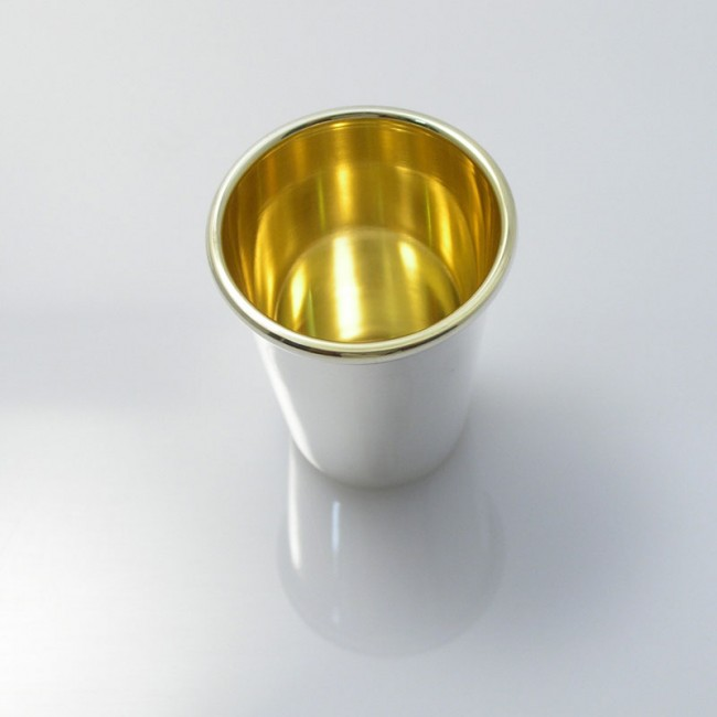 Silberbecher (Schnaps) EMDEN 925er Silber