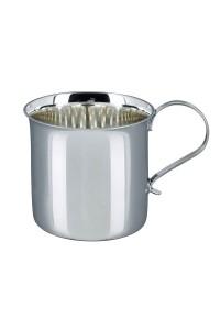Taufbecher MAASHOLM 925er Silber