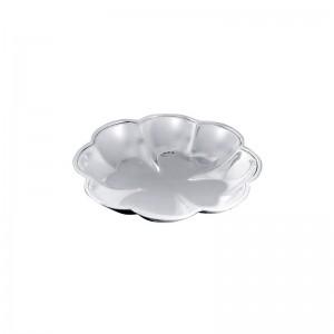Silberschale KLEEBLATT Ø 6,5cm 925erSilber
