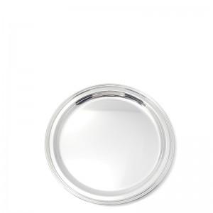 Silbertablett BAYREUTH Ø20cm 800er Silber
