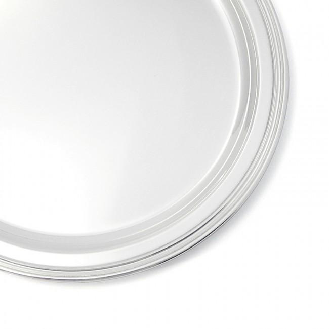 Silbertablett BAYREUTH Ø20cm 800erSilber