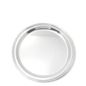 Silbertablett BAYREUTH Ø30cm 800er Silber