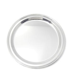 Silbertablett BAYREUTH Ø35cm 800erSilber
