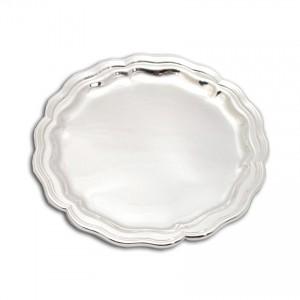 Untersetzer MÜNCHEN Ø13cm 800er Silber
