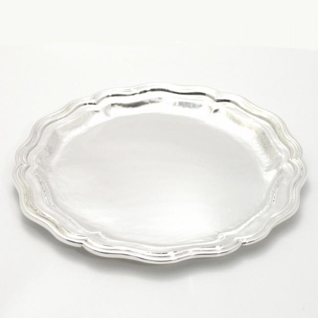 Untersetzer MÜNCHEN Ø12cm 800er Silber